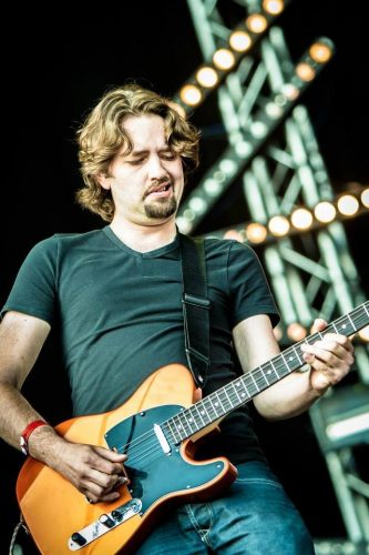 Martijn van Spaendonck live